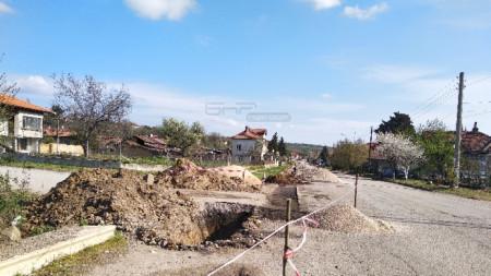Село Ерден ще има нов водопровод.