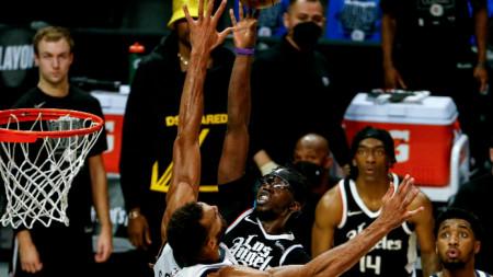 Лос Анджелис Клипърс победи Юта и за първи път в историята си ще играе финал в Западната конференция
