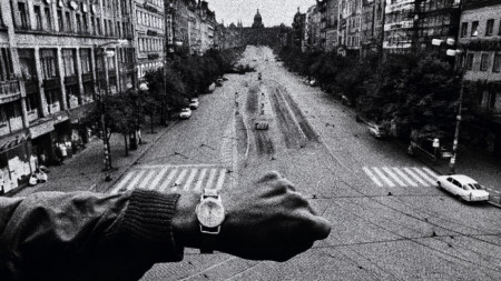 Фотография на Йозеф Куделка