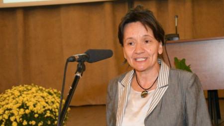 Доц. д-р Анелия Касабова