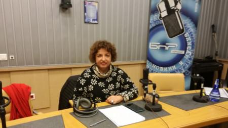 Д-р Наталия Маринова, ревматолог