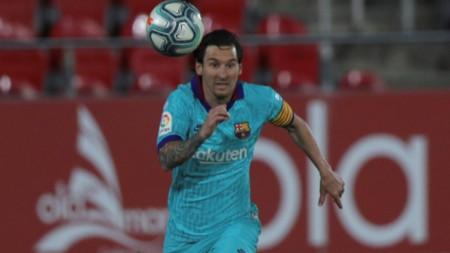 Лионел Меси е близо до нов договор с Барселона