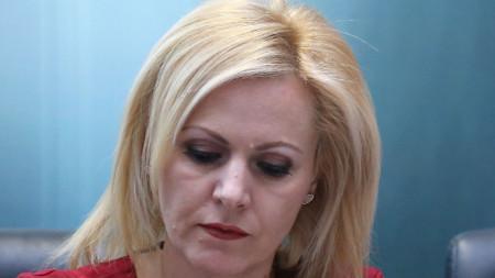 Сийка Милева - говорителят на главния прокурор.