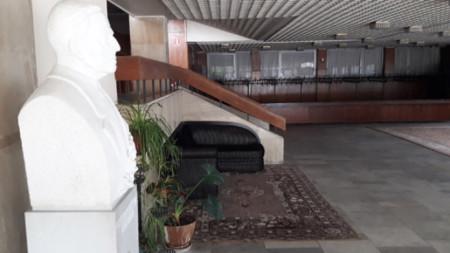 Един от дарените килими