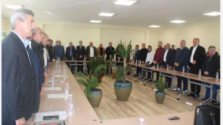 Новият Общински съвет в Самуил