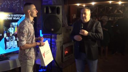 Митко Джорджев е номер едно в олимпийското таекуондо за 2019