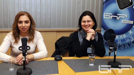 Мариана Борисова и Даниела Михайлова