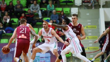 Баскетболистите на България имат шансове да играят на финалите на европейското, но не се знае кога ще бъде то.