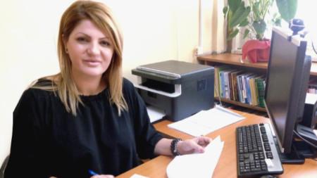 Елисавета Кехайова, директор на регионална библиотека