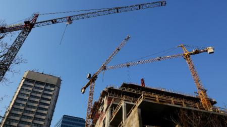 ВАП сезира ДНСК за строежа в центъра на София.