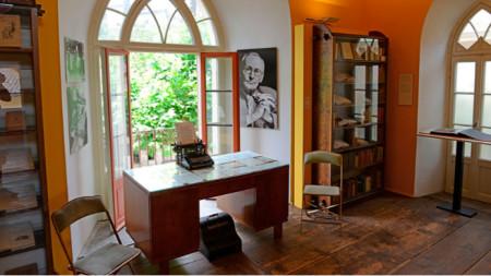 Музея на Херман Хесе в Монтаньола