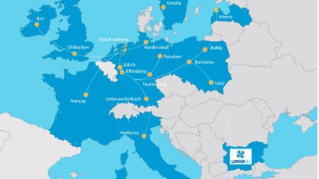LOFAR-BG ще е първата станция в Югоизточна Европа