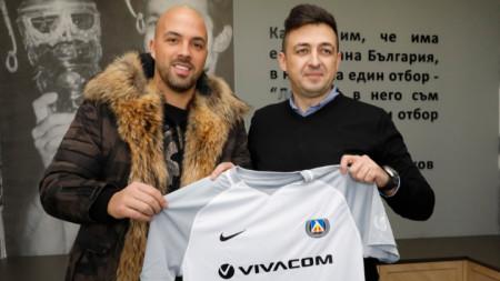 Красимир Иванов и Николай Михайлов ще присъстват на пресконференцията.