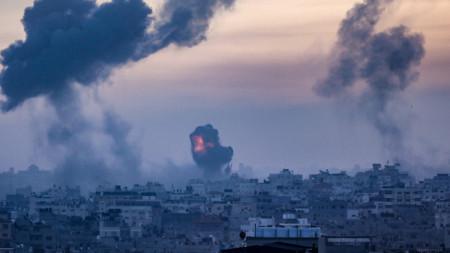 Ивицата Газа, 12 май 2021 г.