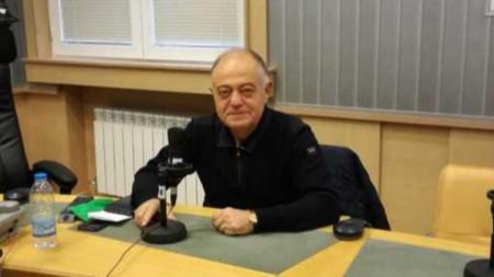 """Атанас Атанасов в студиото на """"Неделя 150"""""""