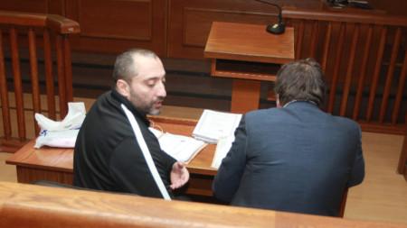 Специализираният съд гледа мярката за неотклонение на Димитър Желязков - Митьо Очите