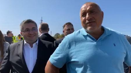 Борисов с Николай Нанков