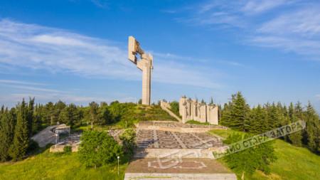 """Мемориален комплекс """"Бранителите на Стара Загора"""""""