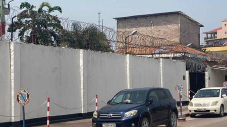 Италианското посолство в Киншаса, ДР Конго - 22 февруари 2021 г.