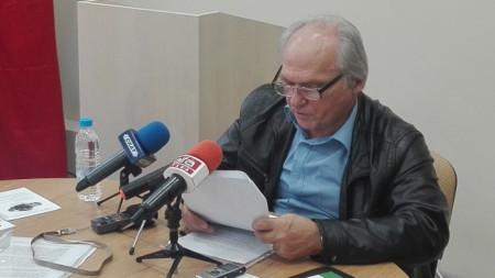 Иван Николов - председател на КИЦ в Босилеград