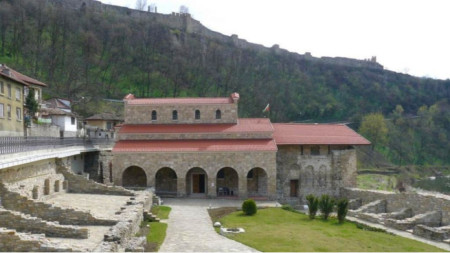 Church of the Holy Forty Martyrs in Veliko Tarnovo