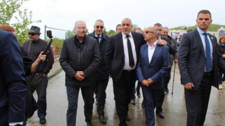През май премиерът Бойко Борисов обеща при посещение в Ямбол правителството да осигури финансиране от 27 млн. лв. за доизграждане на болничния комплекс.