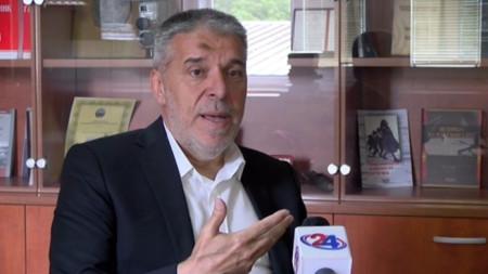 Драги Георгиев - съпредседател на съвместната българско-македонска комисия по историческите и образователните въпроси.
