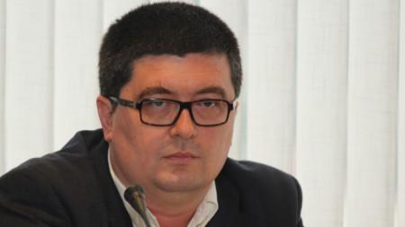 Боян Захариев