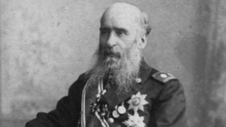 Професор Марин Дринов (1838-1906)