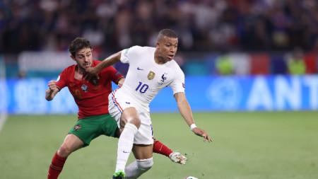Франция - Португалия