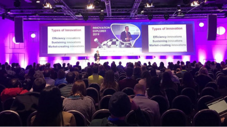 Иновациите и новите технологии форумът обвърза с младите хора и техните бизнес проекти