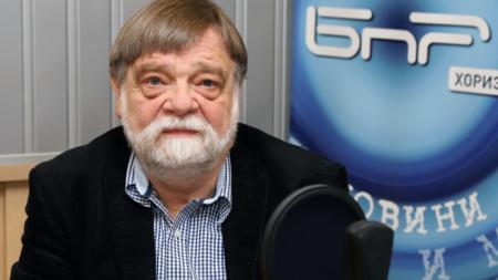 Професор Марек Милер изнесе лекции пред студенти в София и Велико Търново