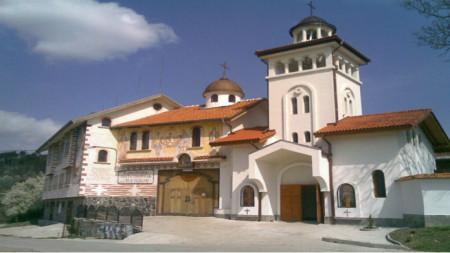 """Манастир  """"Св.Петка"""" - м. Клисура, Банкя"""