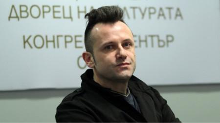 Явор Гърдев
