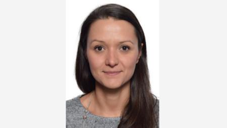 София Петкова - изпълнителен директор на Евроатлантическия център за сигурност