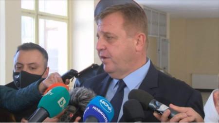 Deputy Prime Minister Karakachanov