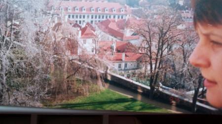 Силвия Чолева в Прага