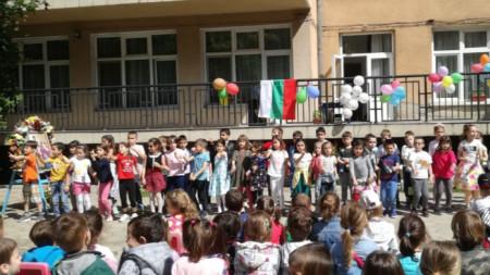 Тържество в 19-та детска градина