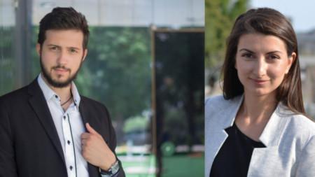Тодор Рогошев и Кристиана Стоянова са новите български младежки делегати към ООН