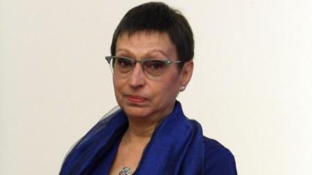 Кинорежисьорът Иглика Трифонова