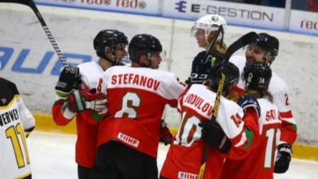 Българите вкараха 15 гола за два мача.