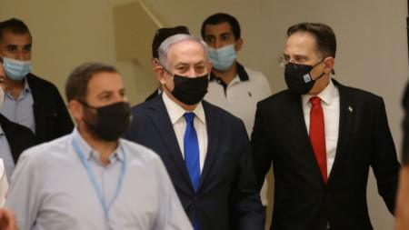 Бенямин Нетаняху, премиер на Израел