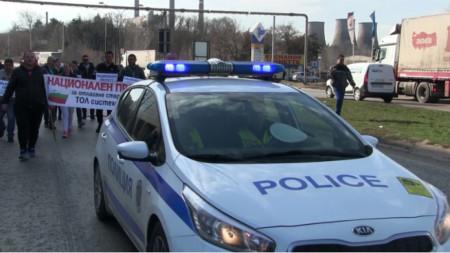 До блокада на Дунав мост не се стигна.
