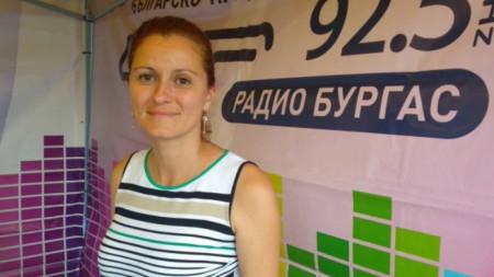 Женя Гандиева