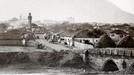 Sofia, Aufnahme von 1879