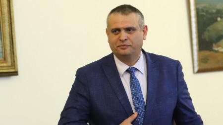 Председателя на УС на АПИ Георги Терзийски