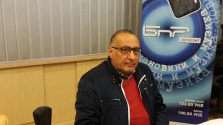 Журналистът Мохамед Халаф