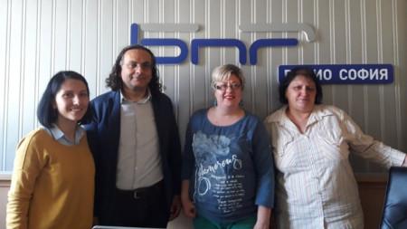 Сандра Топалска, Хани Таук, Катя Василева, Силвия Ценкова