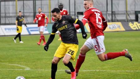 Ботев (Пловдив) - ЦСКА-София 0:3