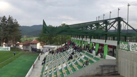 Комплексът в Бистрица.
